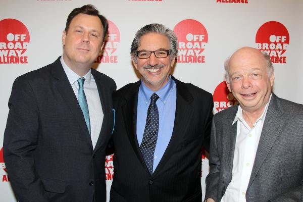 Photo Flash: Inside the Off Broadway Alliance Awards, Honoring McNally, Shawn, Tesori & More